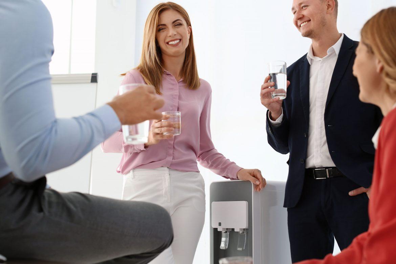 bebedouro ou purificador de agua