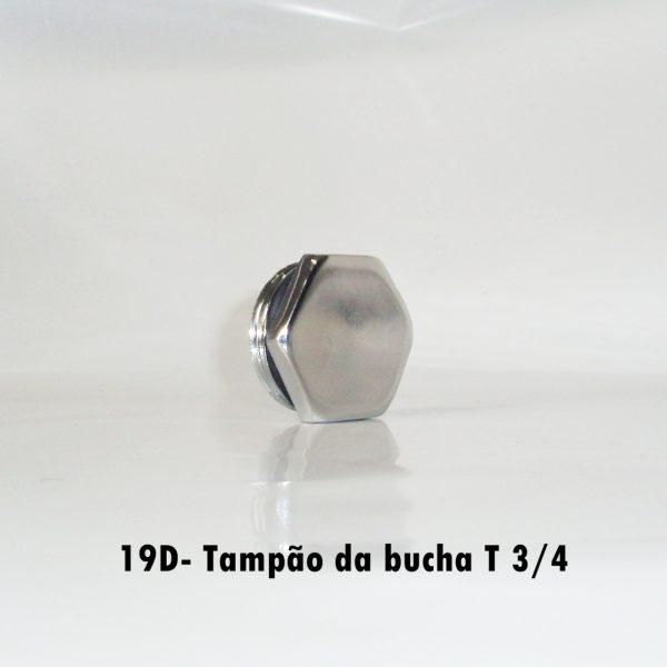 TAMPÃO DE 3/4