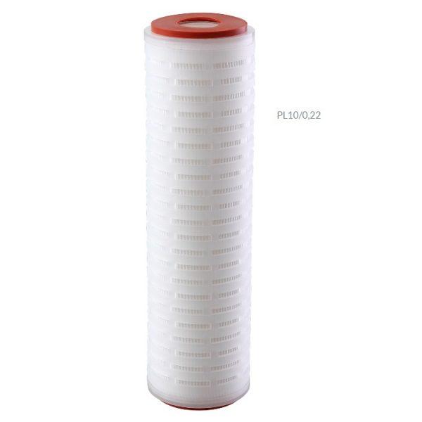 Filtro Absoluto 0,22 MICRON - PLISSADO