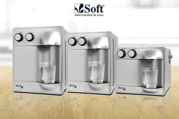filtros de agua SOFT