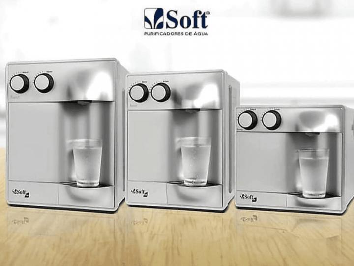 Filtros de água SOFT: quando trocar o refil e quando higienizar o purificador de água?